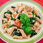 Creamy Chicken and Spinach Pasta recipe - Canadian Living