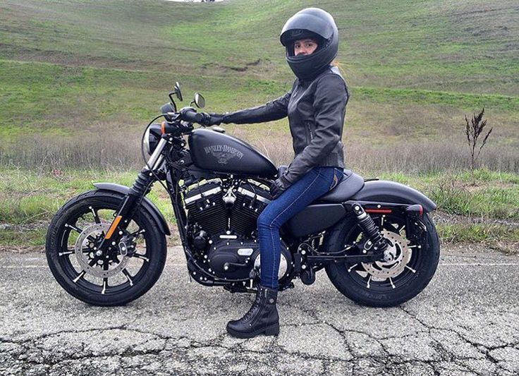 138 best motorcycle images on pinterest custom motorcycles custom 10 reasons to date a biker chick fandeluxe Choice Image