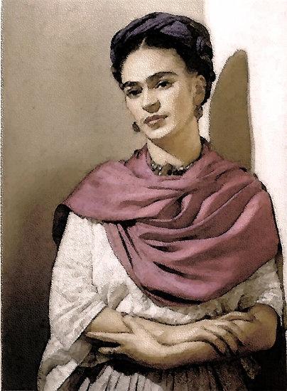 Frida Kahlo, by Lenore Senior