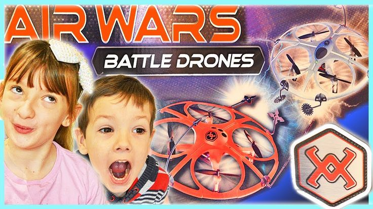 Mini Drone Toys For Kids Video RC Flying Race Battle Play Fun ABC Childr...