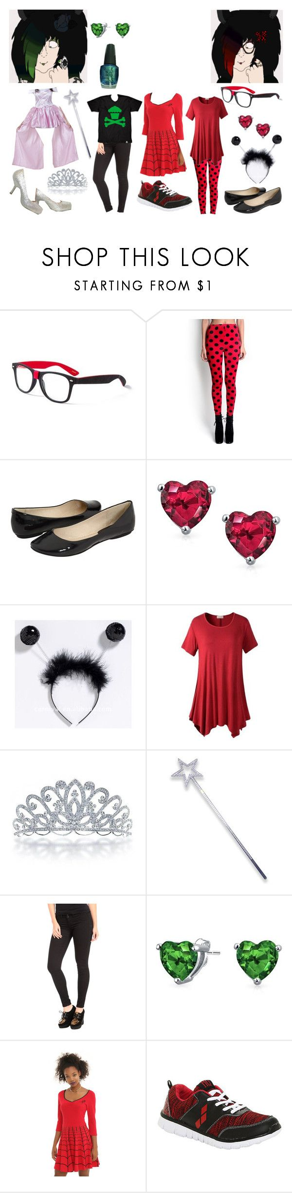 """""""Venus/Mars KLM (ABC) Ch. 4"""" by brainyxbat ❤ liked on Polyvore featuring claire's, Kenneth Cole Reaction, Bling Jewelry, Hot Topic and Kreepsville 666"""