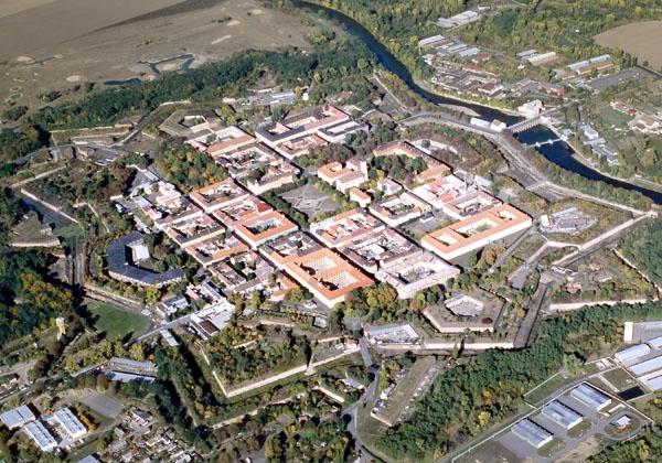 Terezin Concentration Camp - outside Prague, Czech Republic