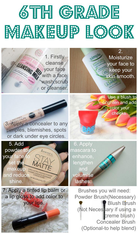 25+ best ideas about Middle school makeup on Pinterest   Locker ...