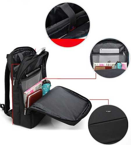Top 10 Laptop Backpacks for Women. Buy the best and budget friendly women's laptop backpack to carry laptop and other contents