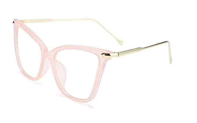 8183b630cf56 FEISEDY New Oversized Cat Eye Glasses Frame Non prescription Eyewear for  Women B2460 #Eyewear Frames, #Sunglasses & Eyewear Accessories,  #Accessories, ...