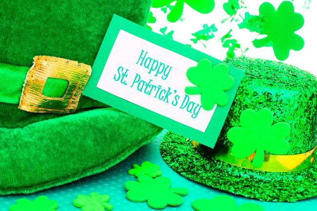 【Happy St.Patrick's Day March 17th】 3/17は、ハッピーセントパトリックデー (写真 今週日曜日の写真)3/17 Happy St.Patrick Day 聖パトリックの祝日(せいパトリックのしゅくじつ、セントパトリックス・デー)は、アイルランドにキリスト教を広めた聖人聖パトリックの命日。3月17日。カトリックにおける祭日であり、アイルランド共和国の祝祭日。