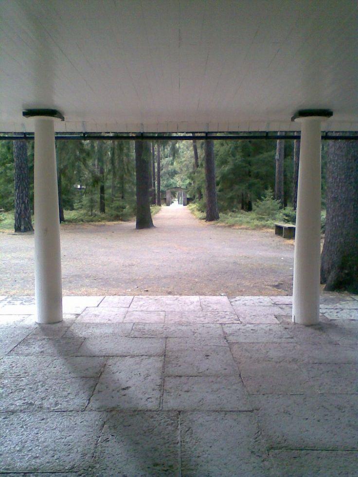 Clásicos de Arquitectura: Capilla del Bosque / Eric Gunnar Asplund / estocolmo / 1920