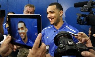 Report: Knicks could select Trey Lyles with fourth overall pick in NBA Draft