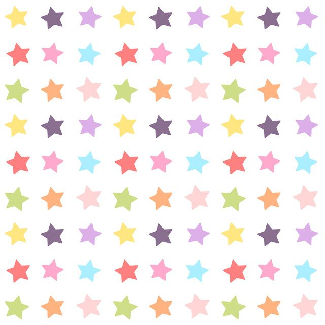 MeinLilaPark – DIY printables and downloads: Free digital star candy scrapbooking paper - ausdr...