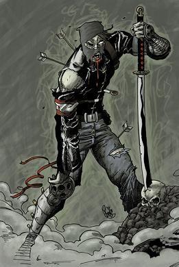ninja zombies   Iz For Zombie: The Zombie Alphabet   Z Iz For Zombie, The Undead ...