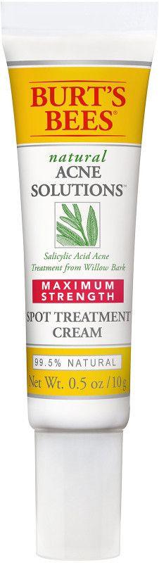 Natural Acne Solutions Maximum Strength Spot Treatment Cream