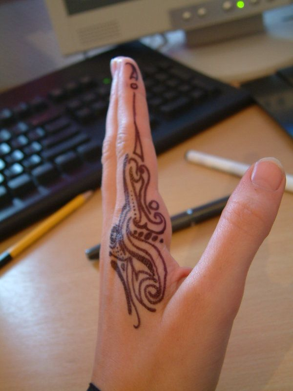 20 Side Hand Tattoos Names Ideas And Designs