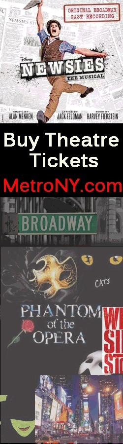 Buy Newsies The Musical Tickets for 	Nederlander Theatre in NYC - Theatre Tickets http://tickets.metrony.com/