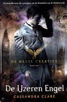 Recensie doro Miranda: De Helse Creaties - De ijzeren engel - C...