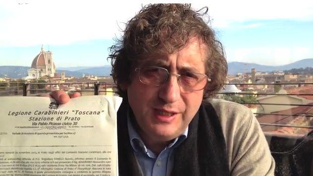 Alessandro Maiorano, il grande accusatore di Matteo Renzi è ignorato da tutti i media