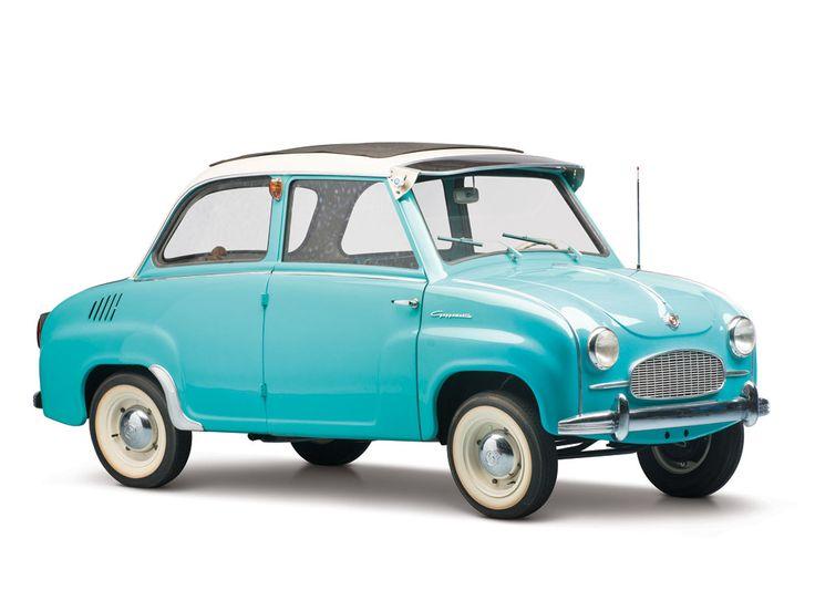1958 Goggomobil T-250 'Sunroof'                                                                                                                                                                   Estimate:$40,000-$50,000 US