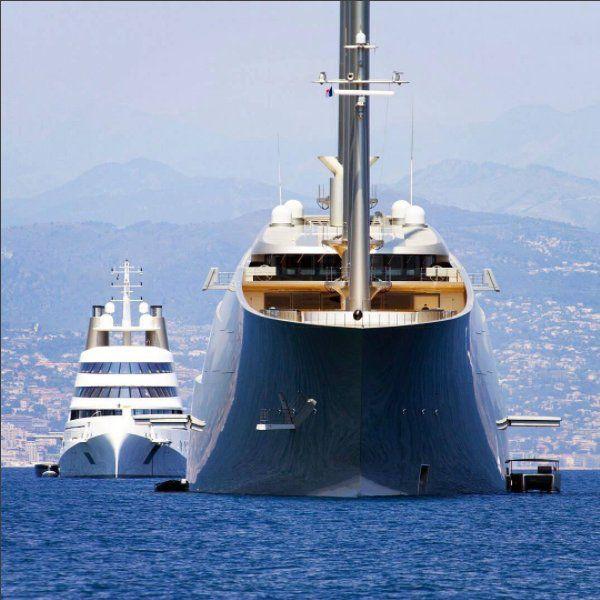 25  best luxury yachts ideas on pinterest