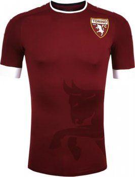 Torino FC Home 16-17 Season Burgundy Soccer Jersey Shirt [I590]