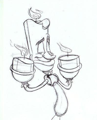 Cartoonimation. La Bella y la Bestia