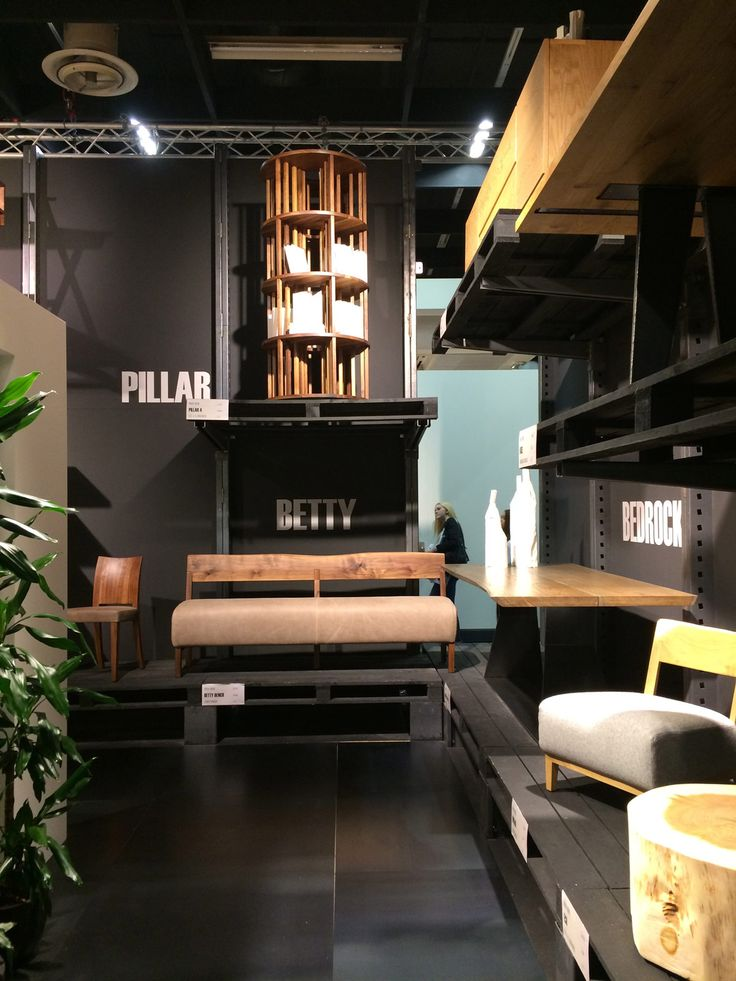 #immCologne2016 hosted #Riva1920 and its different creations; from sofas to chairs and tables
