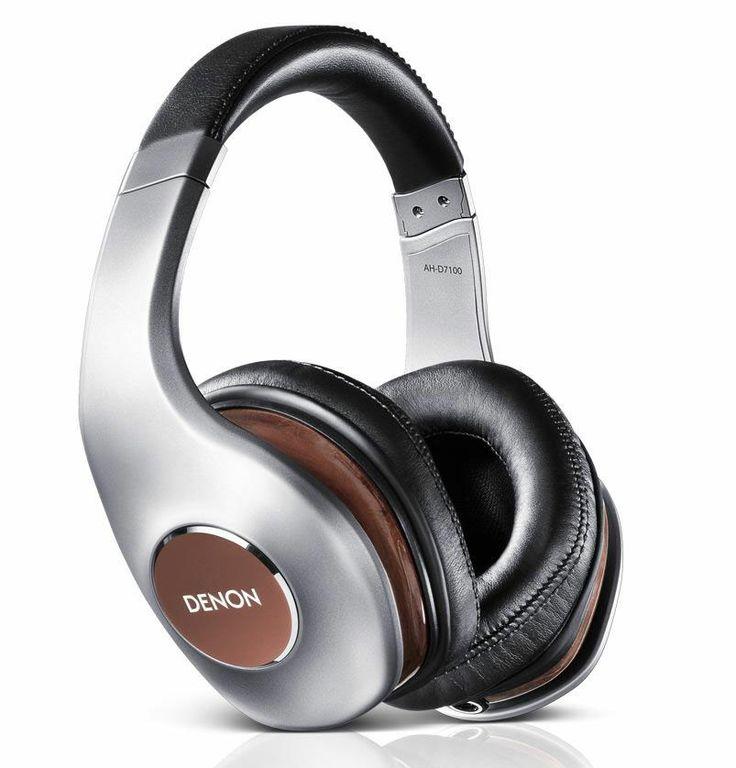 Słuchawki Denon Music Maniac™  oferują referencyjny poziom osobistego odsłuchu, dzięki doskonałemu dopasowaniu, ergonomii oraz transparentności akustycznej i studyjnej jakości dźwięku.