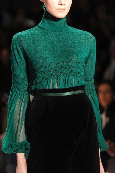 Zang Toi - New York Fashion Week Fall, 2011