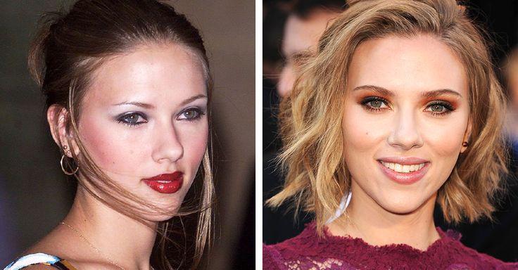 11 celebridades que llevaron  las cejas muy arqueadas y tan finas que parecen una raya dibujada con plumín de punto fino, en el 2000, ahora han cambiaron.