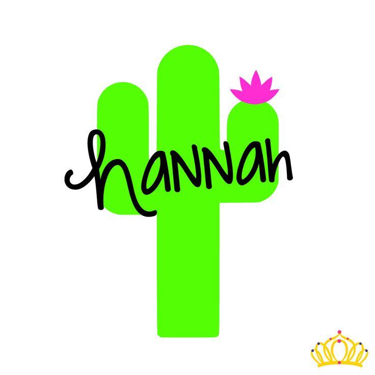 Cactus Decal, Cup Decal, Tumbler Decal, Yeti Tumbler Decal, Yeti Cup Decal, Name Decal, RTIC Decal, Name Sticker, Laptop Decal by DashofFlair on Etsy