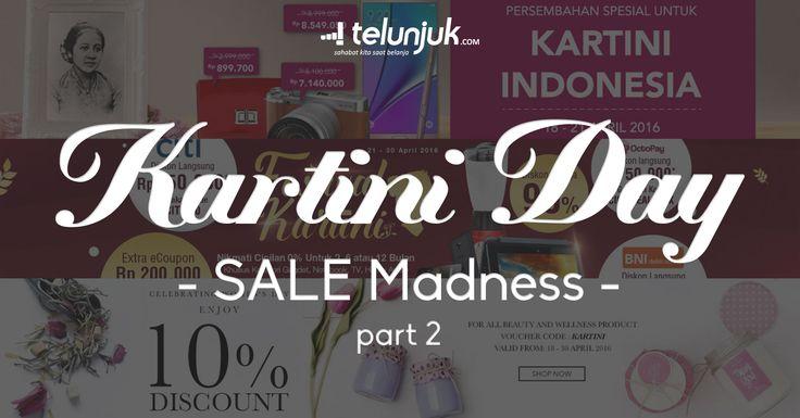 Selain Hijabenka, Berrybenka, Lazada, Bobobobo, dan Bilna, masih ada 3 e-commerce lain yang menawarkan promo diskon istimewa dalam memperingati Hari Kartini 2016. E-commercenya adalah: