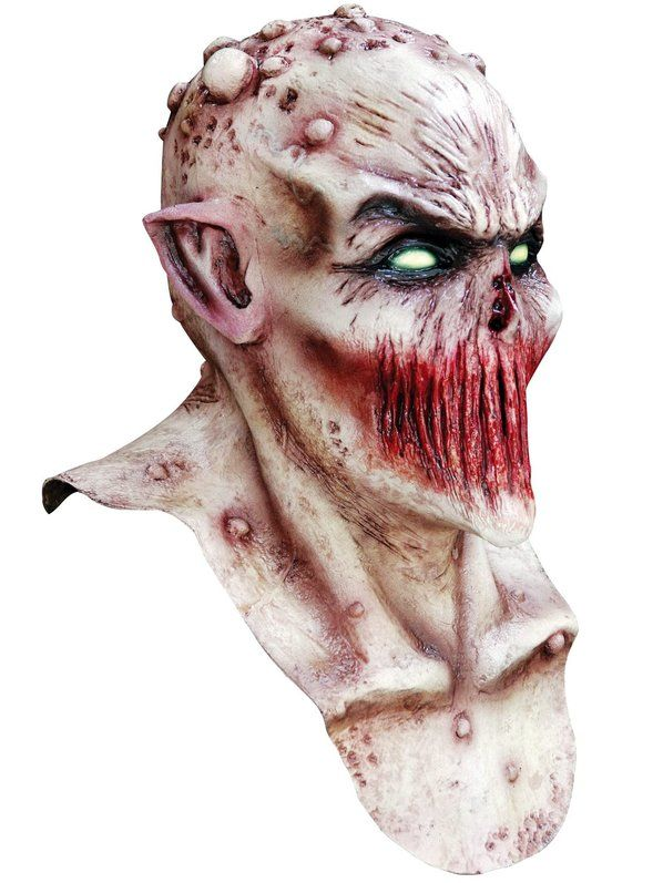 halloween deadly silence blood and boil creepy full mask cheap halloween costumeshalloween - Cheap Creepy Halloween Costumes