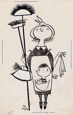 Fiep Westendorp. Fiep created the illustrations for many other funny characters, most of whom were born during her decades (1948-68) as an illustrator for the weekly women's page for Het Parool, a national newspaper