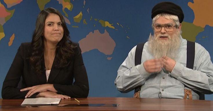 'SNL' Parodies 'Game of Thrones' Author: I'm Out of Plot Ideas