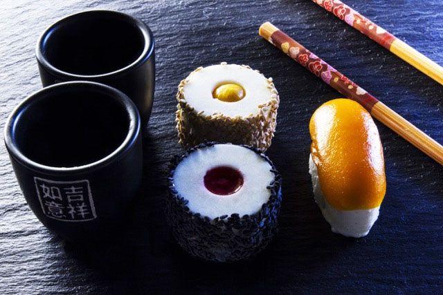 Sushi Gelato e Burger Cream: l'arte del gelato italiano incontra il design