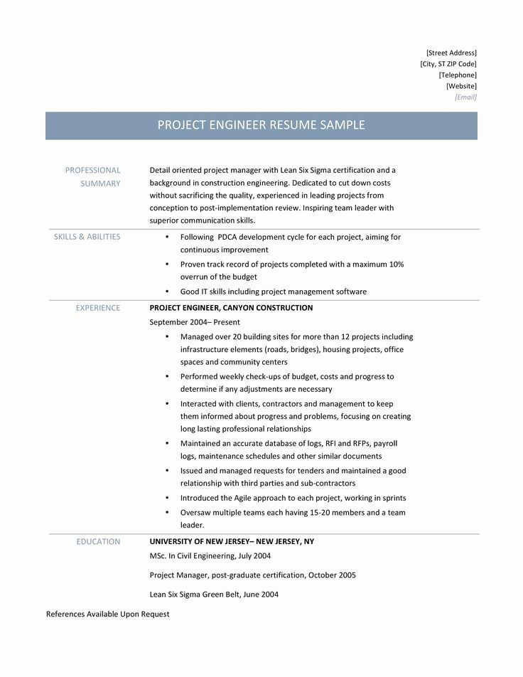 Agile project manager resume inspirational agile product