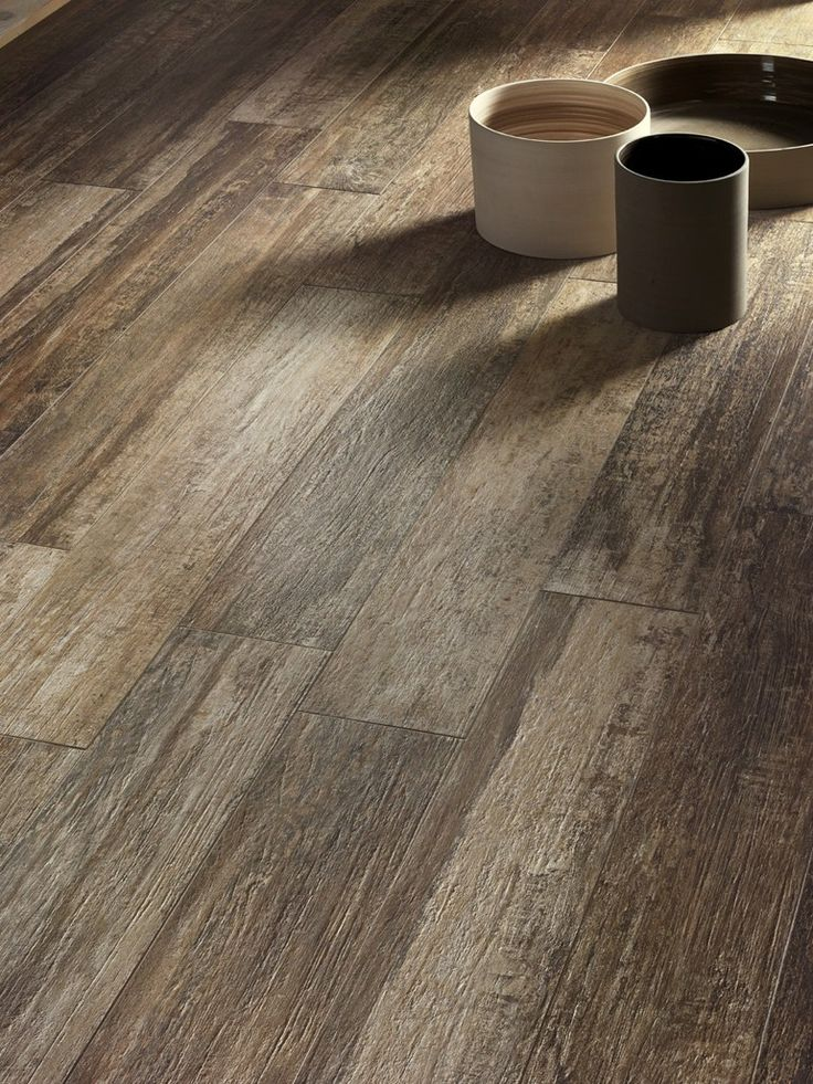 PORCELAIN STONEWARE FLOORING WITH WOOD EFFECT CORTEX ...