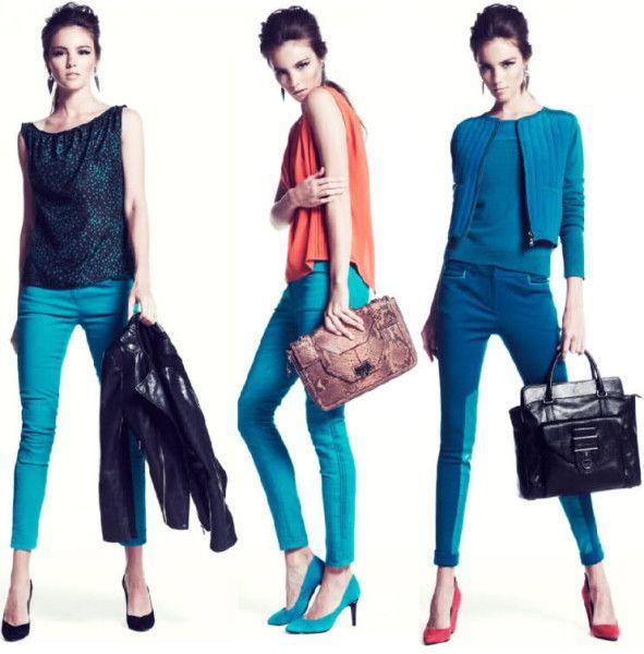 En son Moda Ofis Şıklığı Plaza Kadın Kıyafetleri Çalışan İş ...