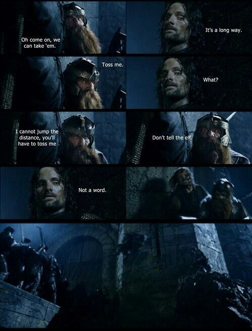 Lord of the rings is awesome