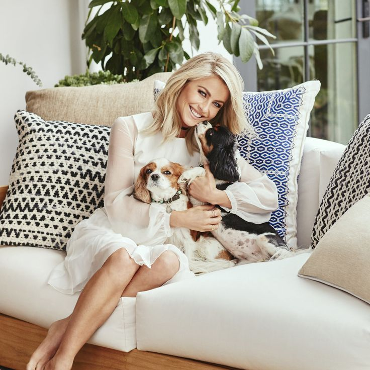 If You Love to Entertain, You Need to See Julianne Hough's Back Yard