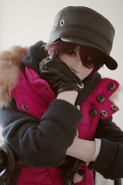 Ranbi by *三日月(micazuki)/담요(blanket)* on Flickr | #BallJointedDoll #BJD