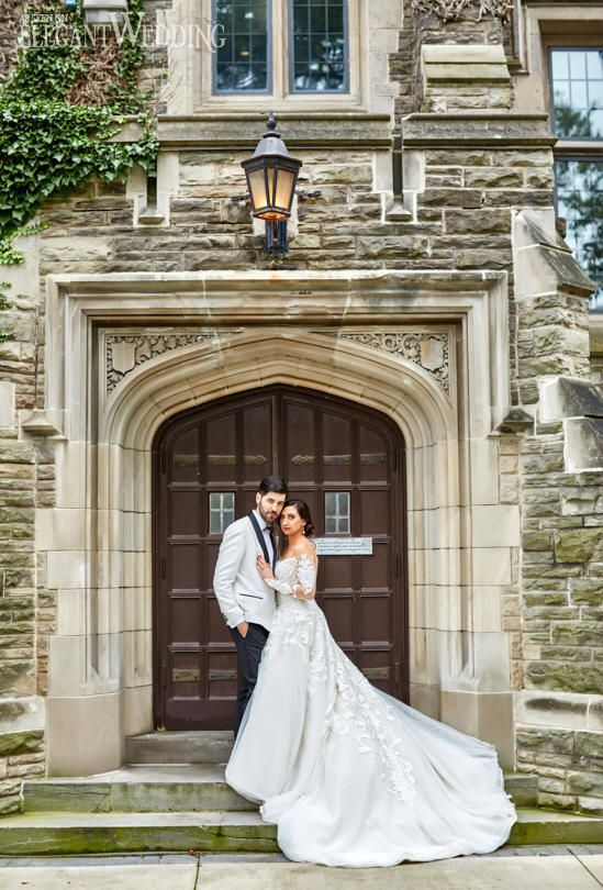 Architectural Wedding Photography, Real Wedding Photography, Canadian Real Weddings #weddingphotography #realwedding