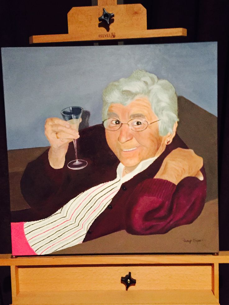 """""""Patricia"""". My lovely mother in law. She was always up for a party or a joke. She holidayed with us to Australia, twice, and to Golden Bay a few times. She was a big part of my life for 27 years and we miss her very much. RIP. C2009"""