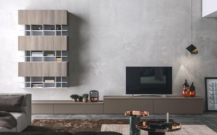 Progetto SMART nr.5 - Living #soggiorno #home #design #casa #progetto #design