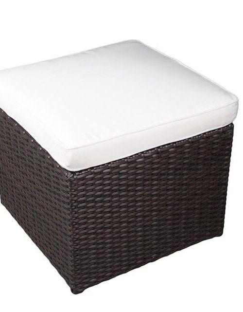 storage ottoman rattan sofas futons pinterest