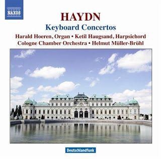 Den Klassiske cd-bloggen: Den unge Haydn