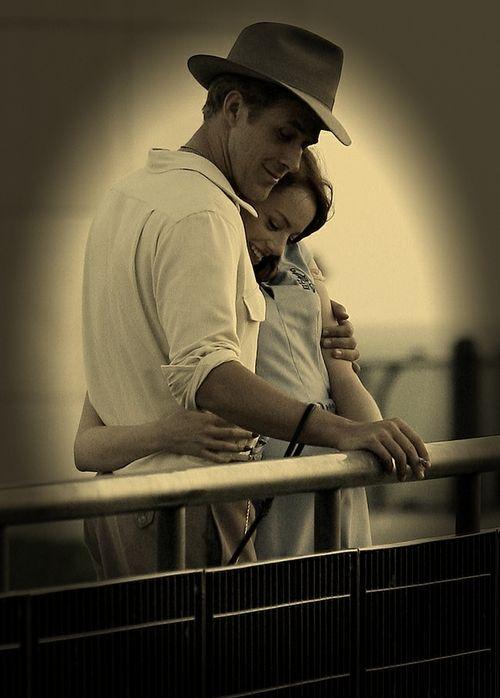 janea91:    Ryan Gosling & Emma Stone   Gangster Squad