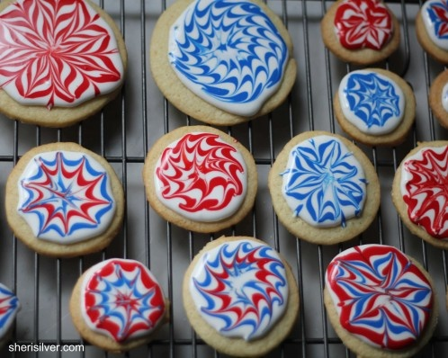 sugar cookies with royal icing | Cookie Decorating | Pinterest