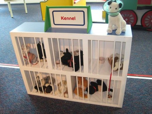 Veterinary Interactive Play Area