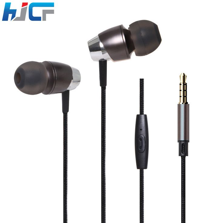 New Earphone Sport Headphone Stereo Earphone Earbuds Headset Earpiece for MP3 MP4 Iphone Samsung Mobile Phone with Microphone