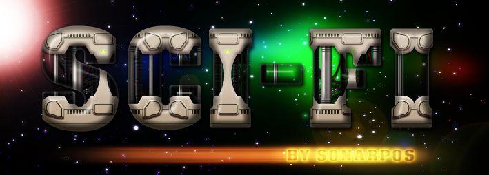 sci-fi style by sonarpos