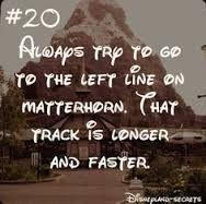 Disneyland Secrets!